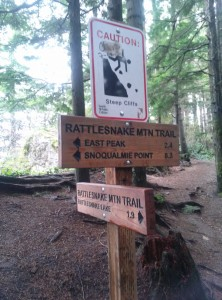 People fall to their death from the Rattlesnake Ridge ledge